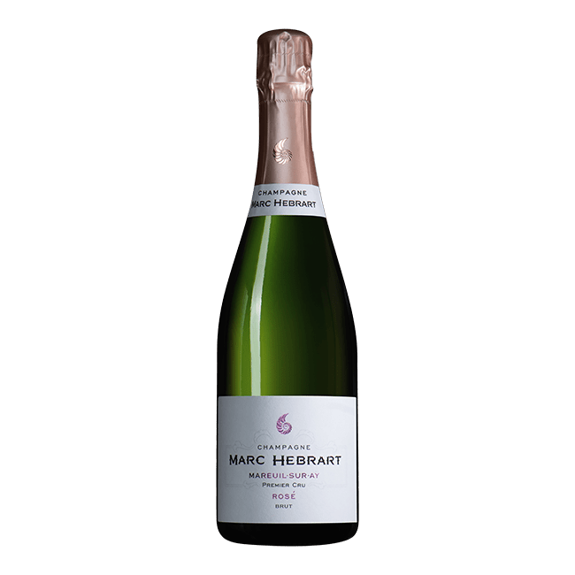 Champagne Marc Hebrart Rose Brut 1er Cru