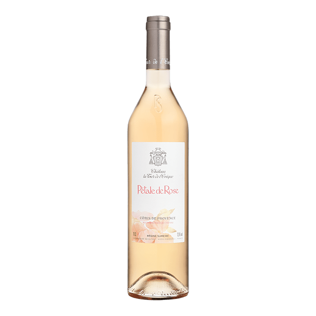 Petale de Rose, rosé Jeroboam in wooden box
