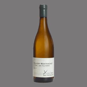 Puligny-Montrachet 1er Cru Folatieres Xavier Monnot