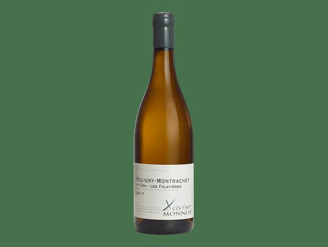 Domaine Xavier Monnot, Puligny Montrachet 1er Cru Les Folatieres