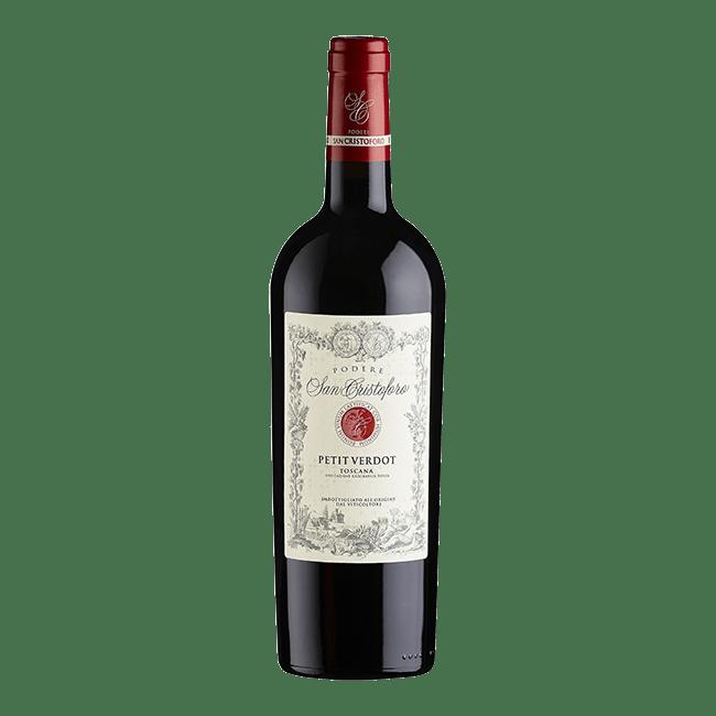 Podere San Cristoforo, Petit Verdot Toscana IGT