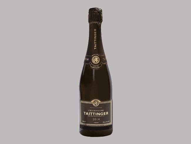 Champagne Taittinger Millésimé '14