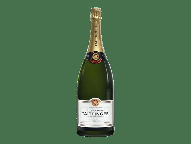 Champagne Taittinger Brut Réserve  1,5 ltr