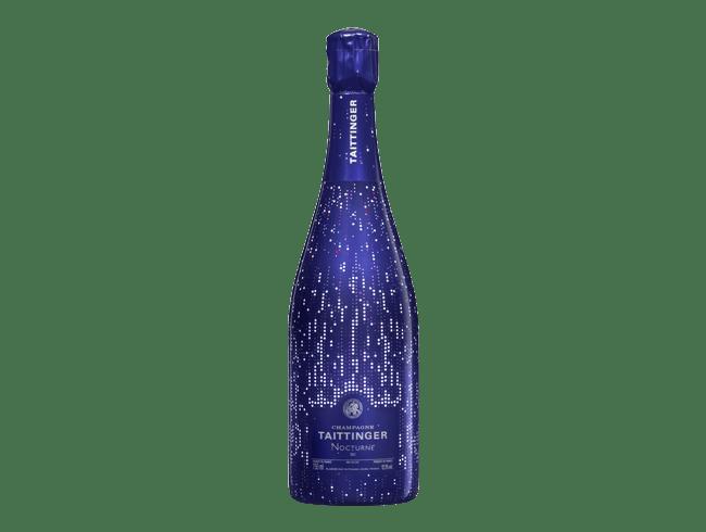 Champagne Taittinger Nocturne City Lights 75 cl